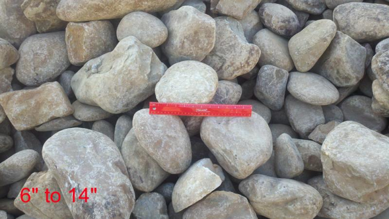 Newport Sand and Gravel - Stone Sizes